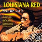 Blues for ida b cd musicale di Red Louisiana