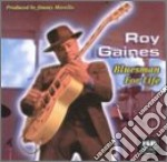 Bluesman for life - cd musicale di Gaines Roy