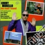 The road i travel - cd musicale di Morello Jimmy