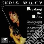 Breaking the rules - cd musicale di Wiley Kris