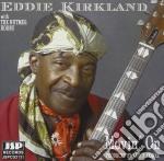 Movin' on cd musicale di Eddie Kirkland