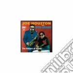 The return of honk - grand otis cd musicale di Joe houston & otis grand