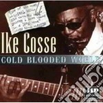 Gold blooded world - cd musicale di Cosse Ike