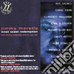 West coast redemption cd musicale di Morello Jimmy