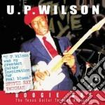 Boogie boy cd musicale di Wilson U.p.