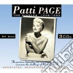 The singles 1946-1952 cd musicale di PATTI PAGE (3 CD)