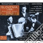 Slovenia,usa (3 cd) cd musicale di V.A. SLOVENIAN MUSIC