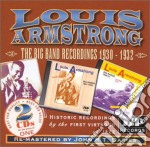 Big band record.1930-1932 - armstrong louis cd musicale di Louis Armstrong