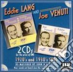 The 1920's & 30's side - lang eddie venuti joe cd musicale di Eddie lang & joe venuti