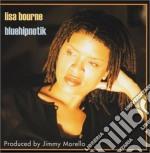 Lisa Bourne - Bluehipnotik cd musicale di Bourne Lisa