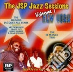 Jsp jazz sessions vol.1 - jacquet illinois mance junior cd musicale di Illinois jacquet & junior manc