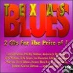 Texas blues - cd musicale di U.p.wilson/k.b.ray/j.g.johnson