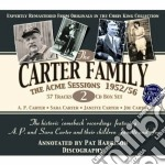 The acme sessions 1952/56 cd musicale di Family Carter