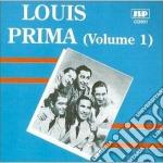 Volume 1 1934-1935 - prima louis cd musicale di Louis Prima