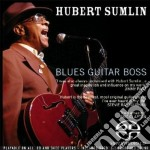 Blues guitar boss cd musicale di Hubert sumlin (sacd)