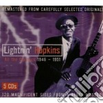 All classics (1946-1951) cd musicale di Lightnin' hopkins (5