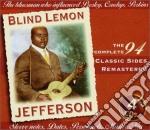 Compl.94 classic sites cd musicale di Blind lemon jefferso
