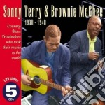 1938-1948 cd musicale di Terry/brownie Sonny
