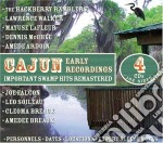 Cajun early recordings cd musicale di Artisti Vari