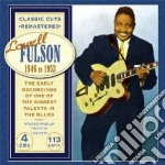 1946 to 1953 cd musicale di Lowell fulson (4 cd)