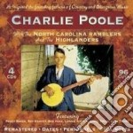 With n.c.ramblers cd musicale di Charlie poole (4 cd)