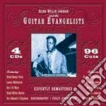The guitar evangelists cd musicale di Blind willie johnson
