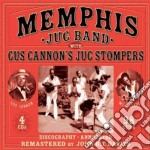 With gus cannon's jug st. cd musicale di Memphis jug band ( 4