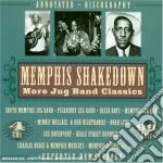 More jug band classics cd musicale di V.a. memphis shakedo