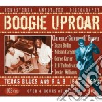 Texas blues &rb 1947-1954 cd musicale di V.a. (boogie uproar)