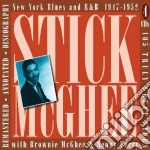 N.y.blues & r&b 1947-1955 cd musicale di Stick mcghee (4 cd)