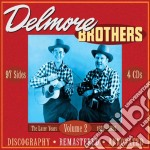 Later years vol.2 '33-'52 cd musicale di The delmore brothers