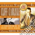 Volume 2 cd musicale di Cliff carlisle (4 cd