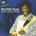 Blues 1979-1982 best - guy buddy cd musicale di Buddy Guy