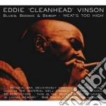 Blues boogie & bebop cd musicale di Eddie