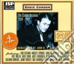 Classic session 1928-1949 - condon eddie cd musicale di Eddie condon (4 cd)