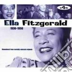 1936-1950 cd musicale di Ella fitzgerald (4 c
