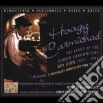 In the first of singer... cd musicale di Hoagy carmichael (4
