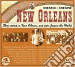 New orleans (b.o.'22-'29) cd musicale di Artisti Vari