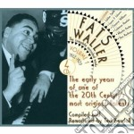Vol.1 1922-1929 messin' cd musicale di Fats waller (4 cd)