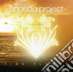 FIRE FLOWER cd musicale di ANANDA PROJECT