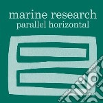 Parallel horizontal cd musicale di Research Marine