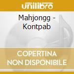 KONTPAB cd musicale di MAHJONGG