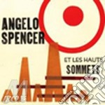 (LP VINILE) ANGELO SPENCER ET LES HAUTS SOMMETS       lp vinile di Angelo et l Spencer