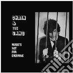 (LP VINILE) Music's not for everyone lp vinile di CHAIN AND THE GANG