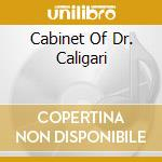 CABINET OF DR. CALIGARI                   cd musicale di T/olympia c. Brock