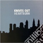Heartburn cd musicale di Out Knives