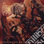 Diminishing between world cd musicale di Birth Decrepit