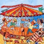 Latin Playground cd musicale di ARTISTI VARI