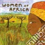 Women of africa cd musicale di Artisti Vari