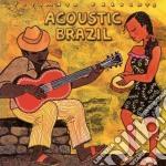 Acoustic brazil cd musicale di Artisti Vari